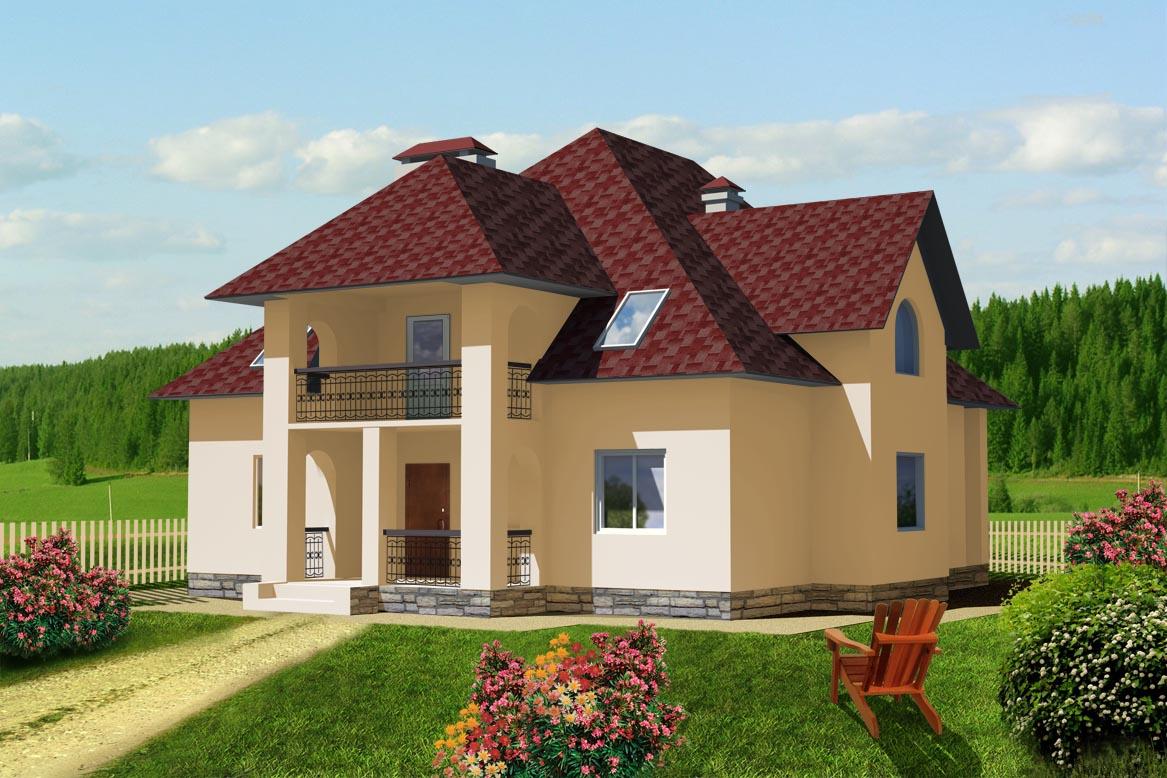 Проект «Элит», дом №2