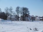 Участок № 40 в строящемся коттеджном поселке
